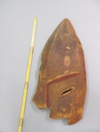 Large Wooden Mask Fragment – IV.A. 6674 C
