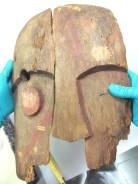 Wooden Mask Fragment – IV.A. 6675 A