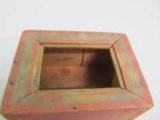 Box Without Lid - IV. A. 6212