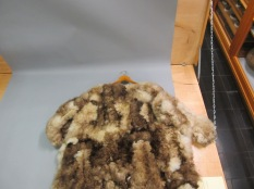 Eagle Skin and Feather Coat - IV. A. 6259