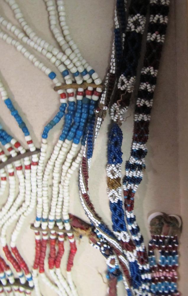 Beaded Bracelets - IV. A. 6189